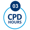 CPD 3 hours