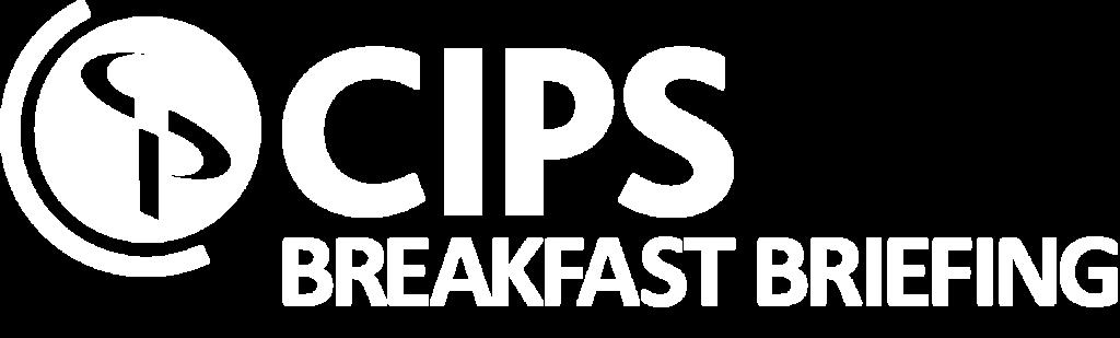 CIPS Breakfast Briefing logo